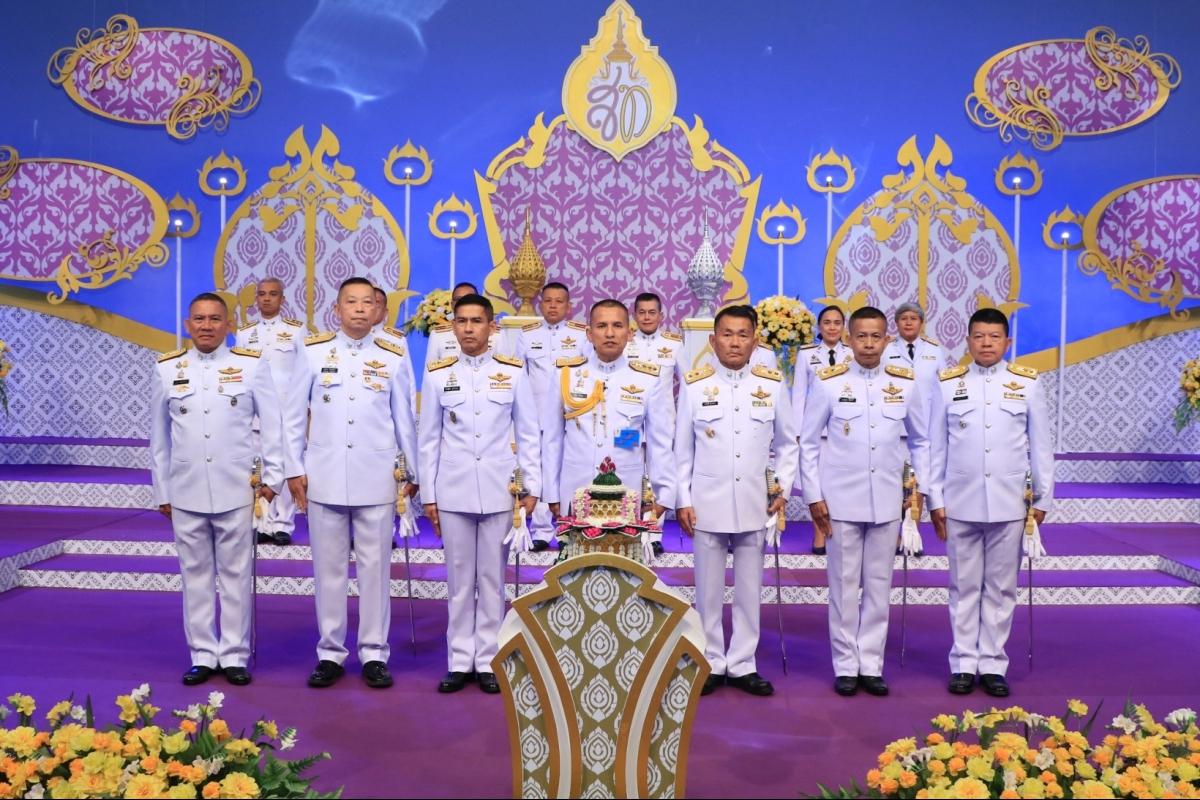 พล.ต.ท.วิชิต ปักษา รรท.ผบช.ตชด. พร้อมคณะ ร่วมบันทึกเทปถวายพระพรเนื่องในโอกาสวันเฉลิมพระชนมพรรษาสมเด็จพระนางเจ้าฯ พระบรมราชินี ณ สถานีวิทยุโทรทัศน์แห่งประเทศไทย (NBT)